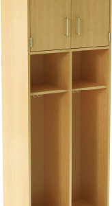 Open Double With Storage