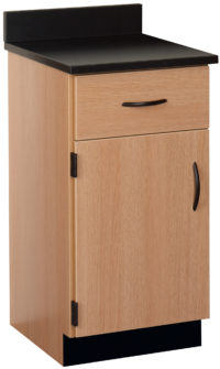 18W Drawer/Door With Left Hinge Door Base Cabinet