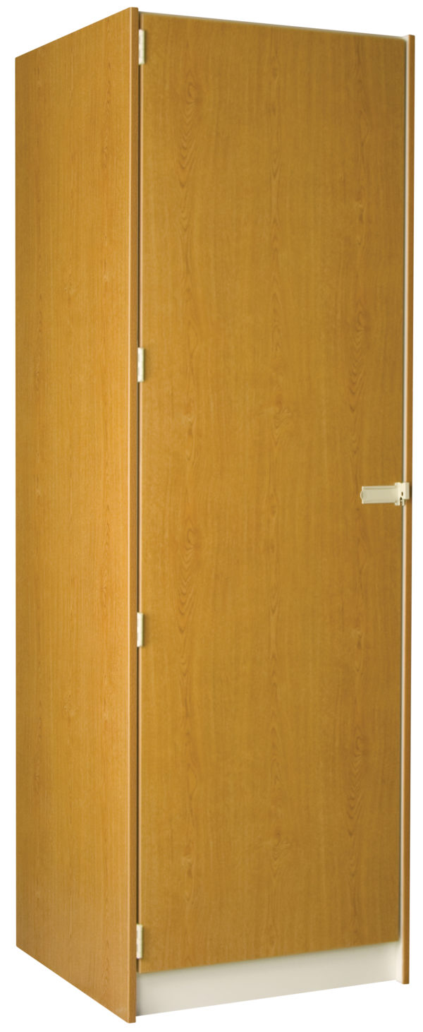 1 Compartment With Adjustable Shelf and Full Solid Door -- 29D