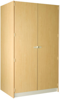2 Compartment With Full Solid Doors -- 29D